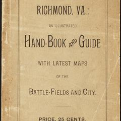 Richmond : an illustrated hand-book and guide with notices of the battle-fields