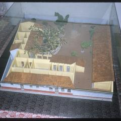 Casa das Minas Jeje, model