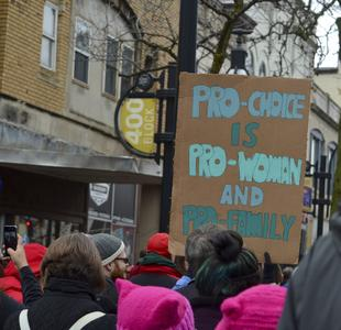 Pro-Choice is Pro-Woman and Pro-Family