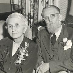 Samuel H. Luchsinger and Lydia Maria Kautsky Luchsinger