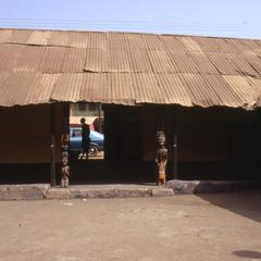 Obala's house