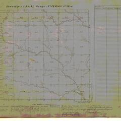 [Public Land Survey System map: Wisconsin Township 28 North, Range 12 East]