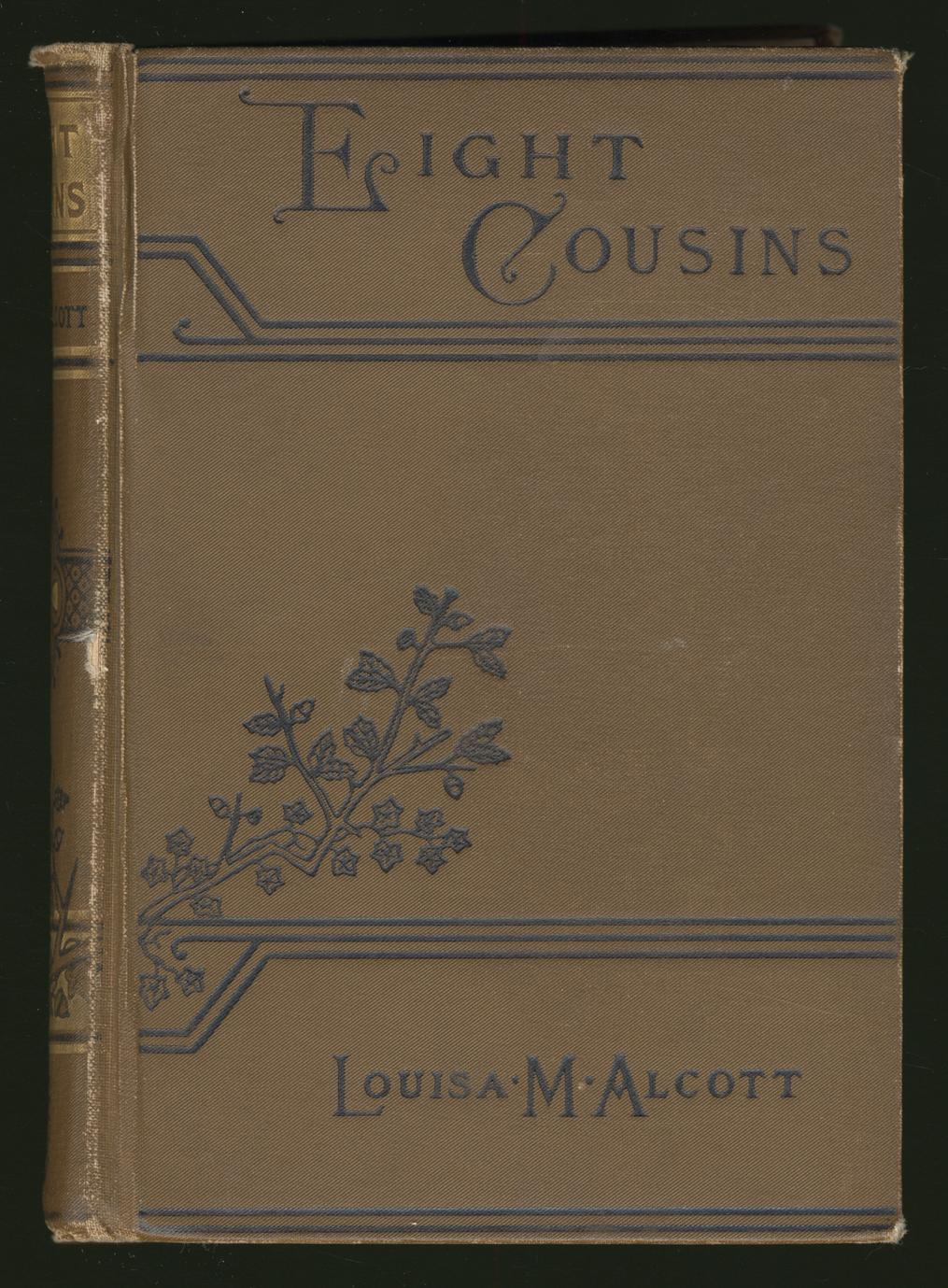 Eight cousins; or, The aunt-hill (1 of 2)