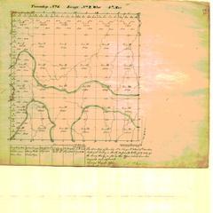 [Public Land Survey System map: Wisconsin Township 06 North, Range 02 West]