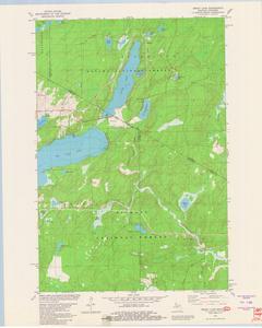 Smoky Lake quadrangle