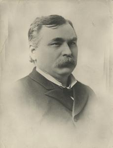 William F. Nash, editor of newspaper.