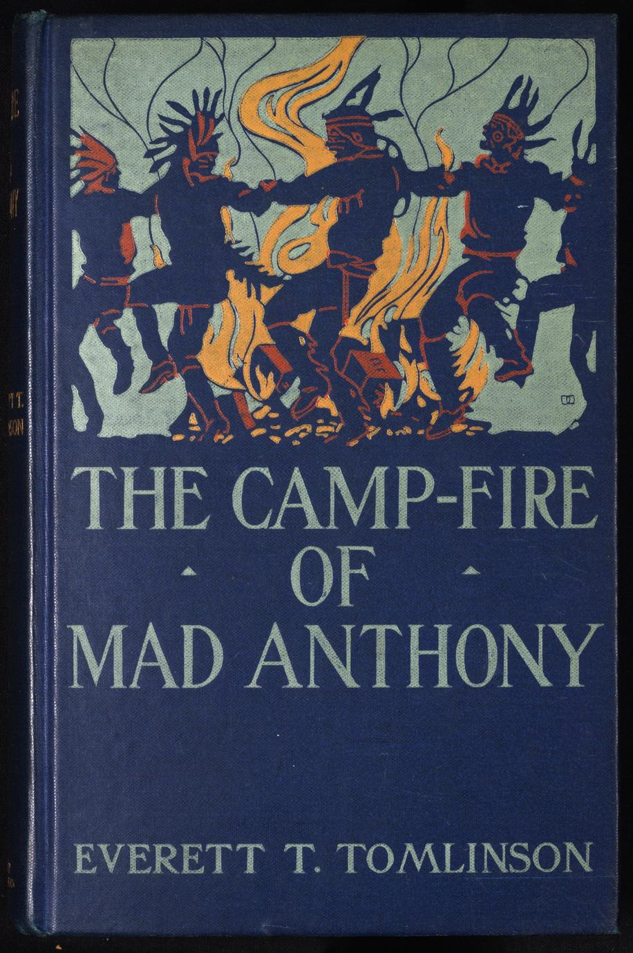 The camp-fire of Mad Anthony (1 of 3)