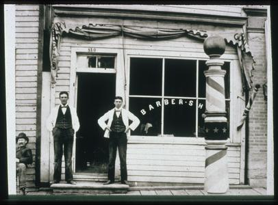 Neubauer barbershop