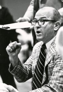 Men's basketball coach Robert White