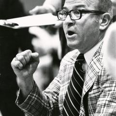 Men's basketball coach Robert White