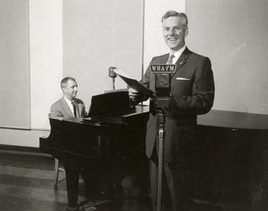 Don Voegeli and Norman Clayton