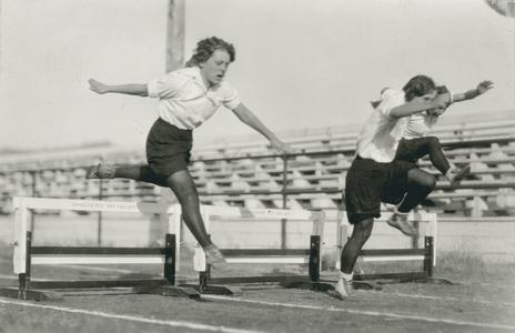 Women's Athletic Association track and field meet