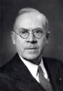 Adam V. Millar, engineering professor