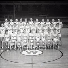 1949-1950 basketball team