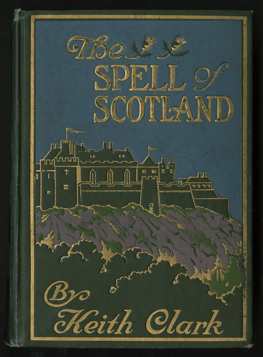 The spell of Scotland (1 of 5)