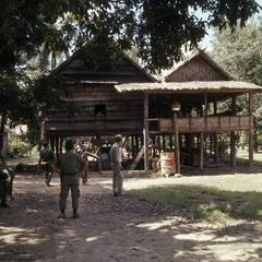 Houses in Borikhane