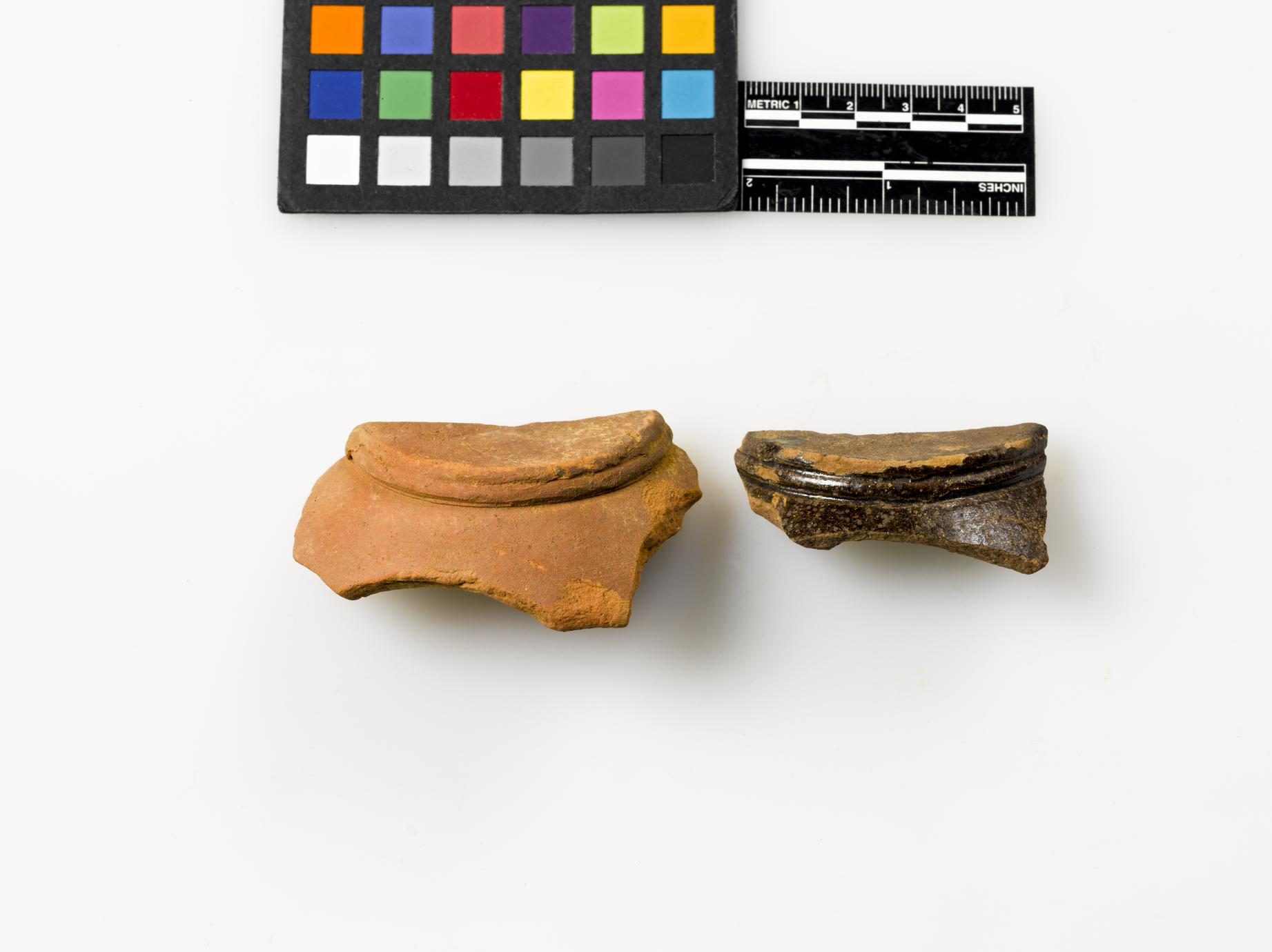Mug fragments