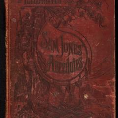 Sam Jones' anecdotes and illustrations