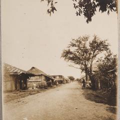 Main street, Echague, P.I.