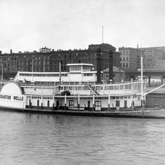 Erastus Wells (Harbor boat, 1907-1932)