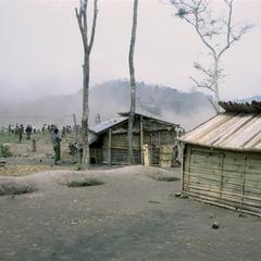 Khmu' refugee village
