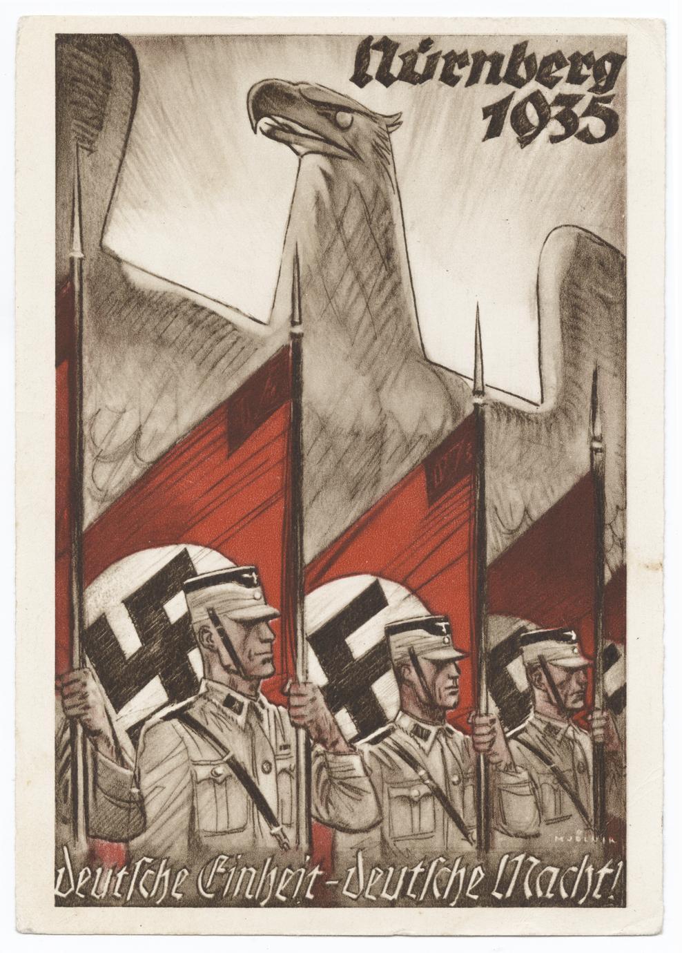 Nürnberg 1935 : deutsche Einheit--deutsche Macht!