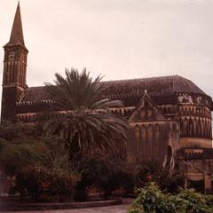 Anglican Cathedral Built on Site of Old Arab Slave Market