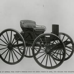 Pirsch Fire Chief buggy