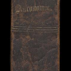 Bibel und Astronomie, nebst Zugaben verwandten Inhaltes
