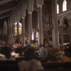 Chief Samuel Thompson funeral's, held at St. John's Church, Iloro
