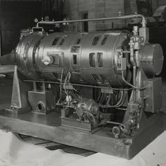 Dynamatic dynamometer