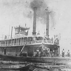Henrietta (Packet/towboat ca. 1892-1910)