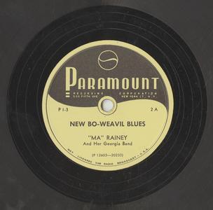 New bo-weavil blues