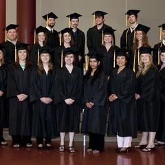 Graduate photo, University of Wisconsin--Marshfield/Wood County, 2012