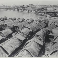 Pasig River, Manila, 1926