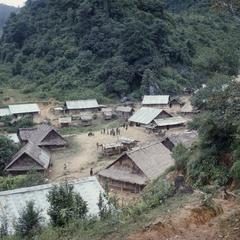 Yao village scene