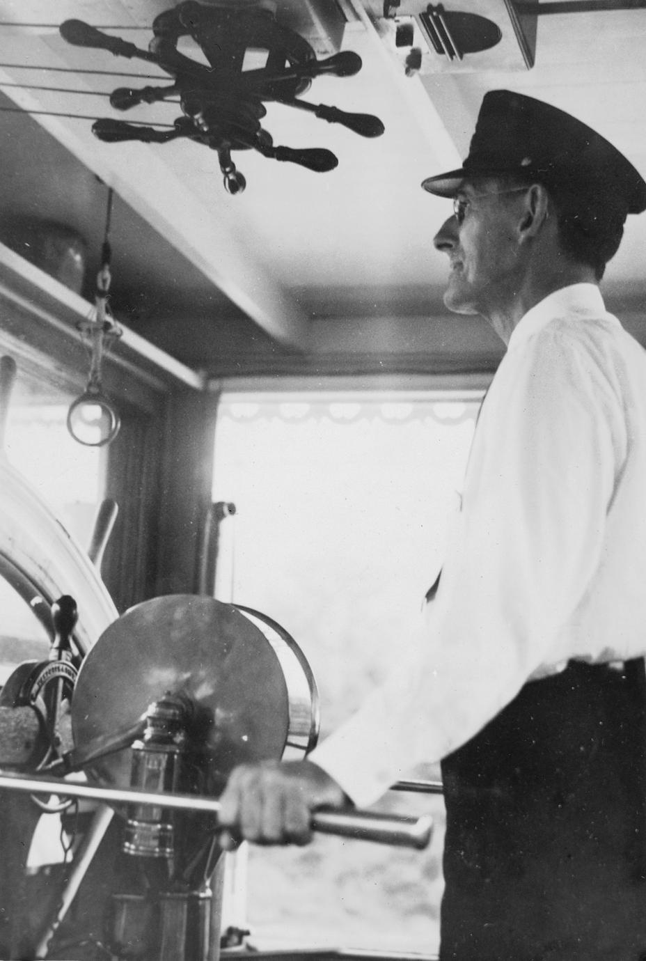 Gordon C. Greene (Packet/Excursion, 1935-1952)