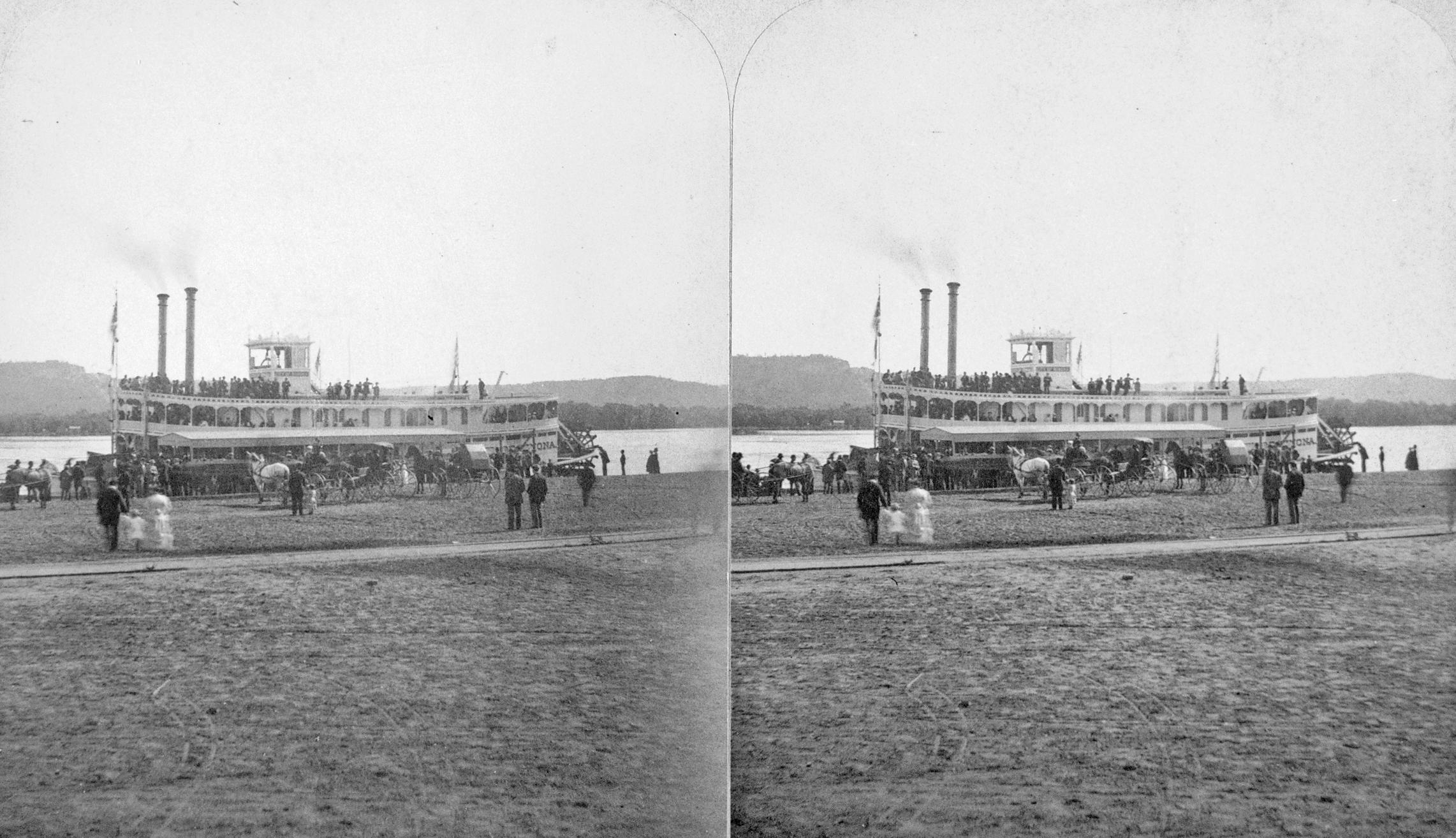 City of Winona (Packet, 1882-?)