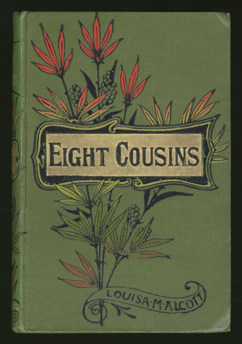 Eight cousins; or, The aunt-hill (1 of 3)