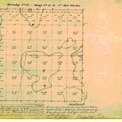 [Public Land Survey System map: Wisconsin Township 09 North, Range 09 East]
