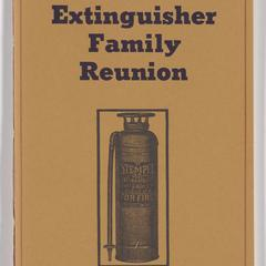 The fire extinguisher family reunion : an album