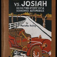 Samantha vs. Josiah : being the story of a borrowed automobile and what came of it