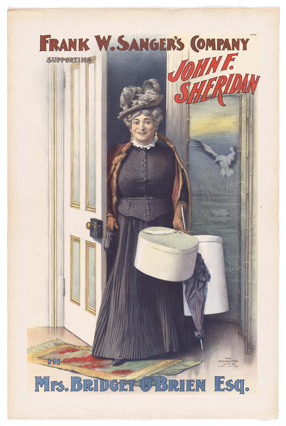 Mrs. Bridget O'Brien, Esq.