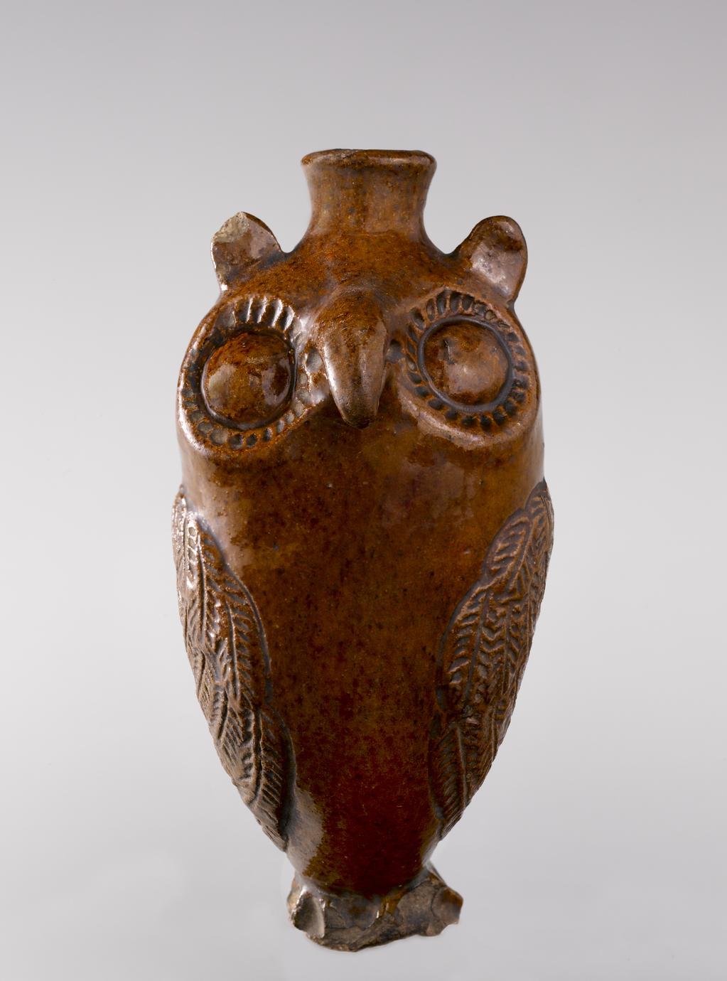Owl bottle (1 of 2)