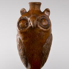Owl bottle