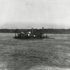 Unidentified Dredge