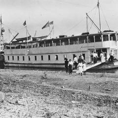 Red Wing (Towboat/Rafter/Excursion/Packet, 1907-1926)