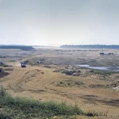 Mekong in the dry dry season