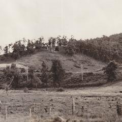 Dorset Valley railroad cuts