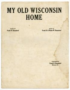 My old Wisconsin home